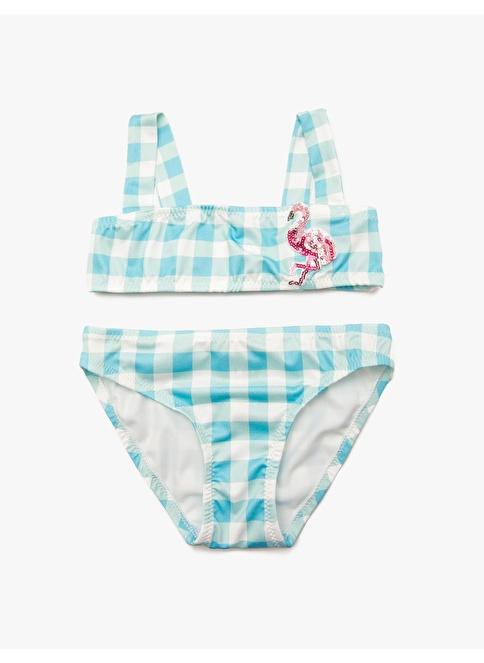 Koton Kids Bikini Mavi